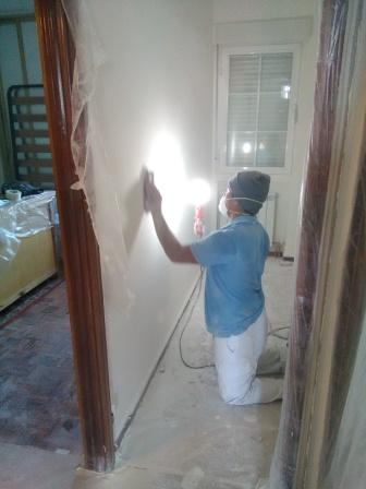Pintores enMoncloa