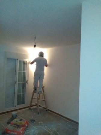 Pintores enMirasierra