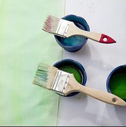 Pintores en La Fortuna