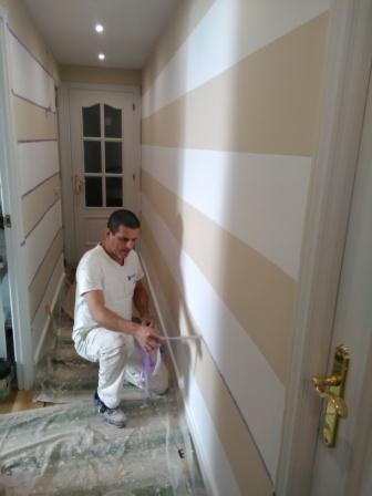 Pintores en Entrevías