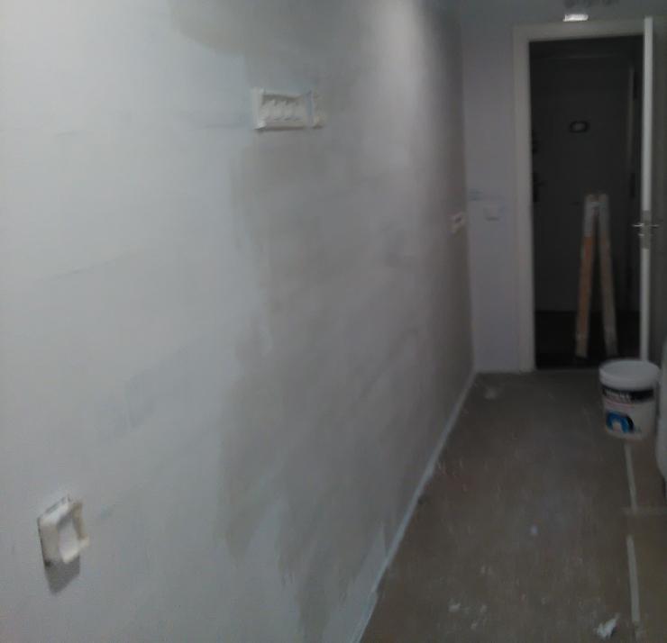Pintores en La Chopera