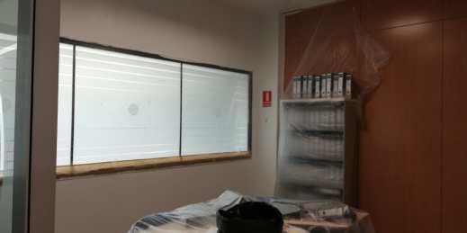 pintar oficina Madrid